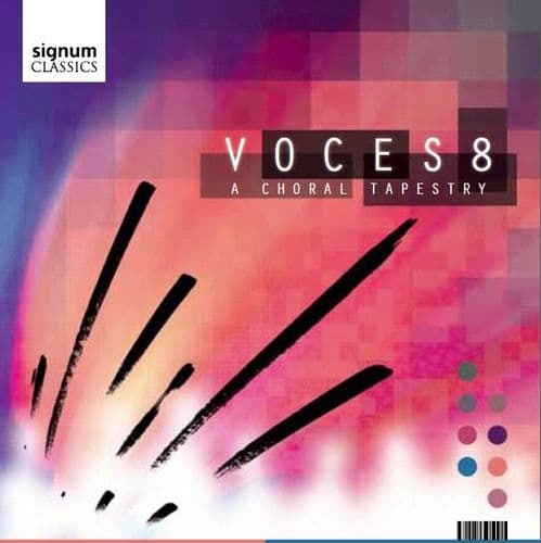 Voces8<br>A Choral Tapestry<br>CD